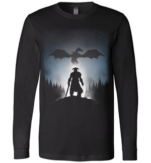 Dragon Hunting-Gaming Shirts-Ddjvigo|Threadiverse