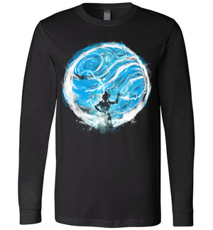 Water Tribe-Animation Shirts-Kharmazero|Threadiverse