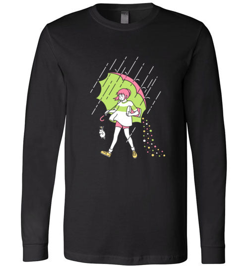 Spirit Salt-Anime Long Sleeves-Minilla|Threadiverse
