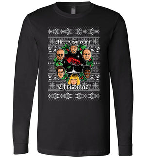 Merry Smeggin Christmas-Pop Culture Shirts-Stationjack|Threadiverse