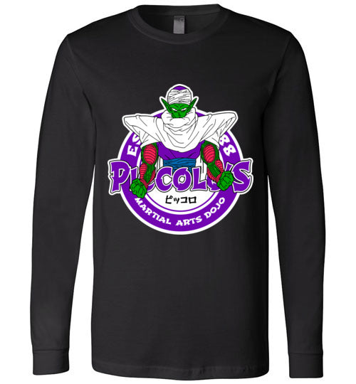 Super Namekian's Dojo-Anime Long Sleeves-Carlo1956|Threadiverse