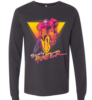 Bounty Hunter-Gaming Long Sleeves-Ddjvigo|Threadiverse