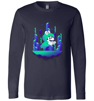 Underwater World-Gaming Shirts-Minilla|Threadiverse