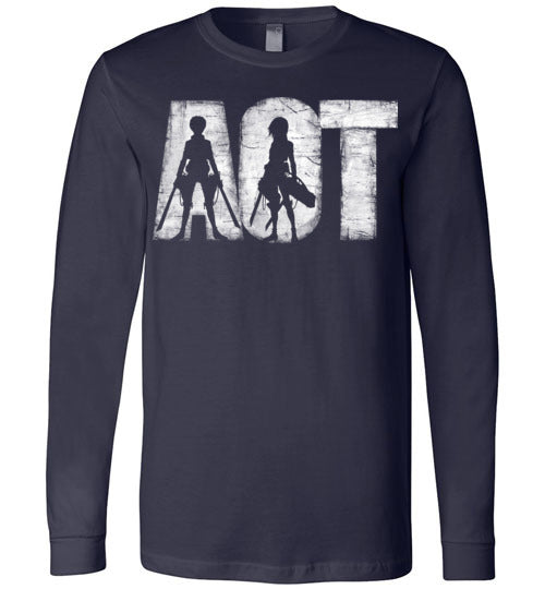 AOT-Anime Long Sleeves-Ddjvigo|Threadiverse