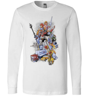 80S HEROES-Animation Long Sleeves-Skullpy|Threadiverse