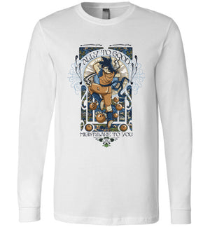 Ally To Good-Anime Long Sleeves-CoD (Create Or Destroy) Designs|Threadiverse