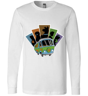 Mystery Pals-Animation Long Sleeves-Skullpy|Threadiverse
