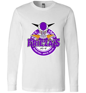 Frieza's Dojo-Anime Long Sleeves-Carlo1956|Threadiverse