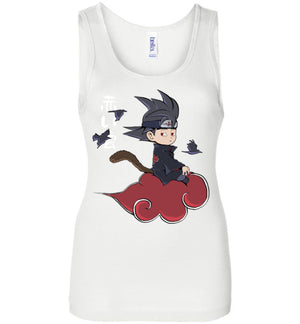 Red Cloud-Anime Women's Tank Tops-Angzdu|Threadiverse