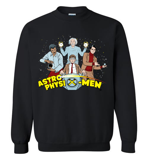 AstroPhysiX-Men-Pop Culture Sweatshirts-Kgullholmen|Threadiverse