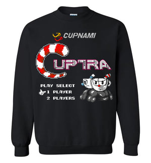 Cuptra-Gaming Shirts-Demonigote|Threadiverse