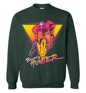 Bounty Hunter-Gaming Sweatshirts-Ddjvigo|Threadiverse