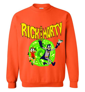 Bat Reality-Animation Sweatshirts-Buck Rogers Designs|Threadiverse