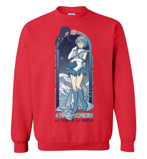 Voice Of Reason-Anime Sweatshirts-Eriphy|Threadiverse