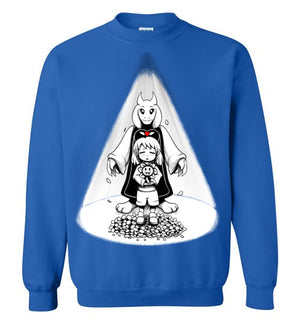 Stay Determined-Gaming Sweatshirts-Art Of Sarah Richford|Threadiverse