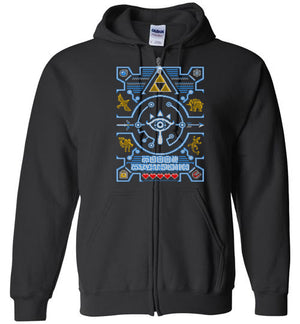 Sheikah-Gaming Shirts-CoD (Create Or Destroy) Designs|Threadiverse