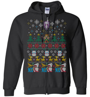 Winter Fantasy VI-Gaming Shirts-Machmigo|Threadiverse