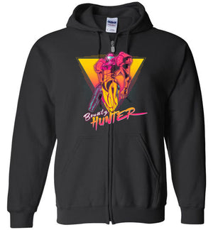 Bounty Hunter-Gaming Zipper Hoodies-Ddjvigo|Threadiverse