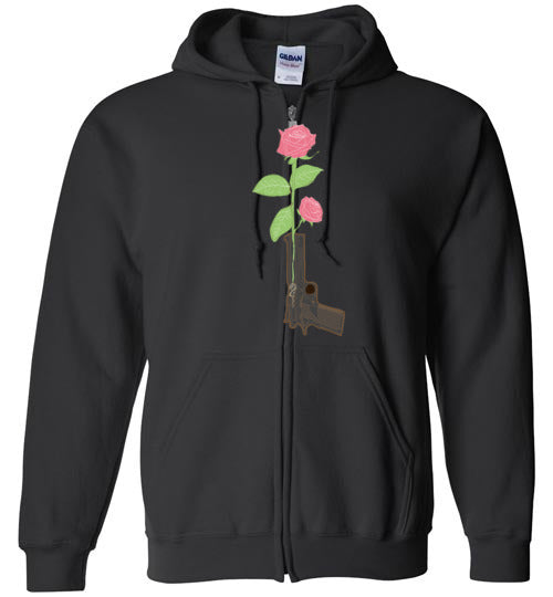 Weapon Of Peace-Pop Culture Hoodies-Darkchoocoolat|Threadiverse