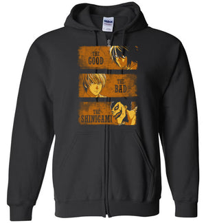 The Good, the Bad and the Shinigami-Anime Shirts-Ddjvigo|Threadiverse