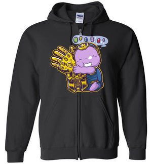 Sweet Dreams-Comics Zipper Hoodies-Angzdu|Threadiverse