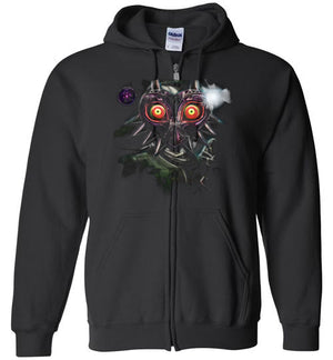 Majora Link-Gaming Shirts-Barrett Biggers|Threadiverse