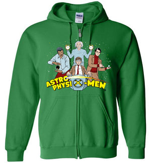 AstroPhysiX-Men-Pop Culture Zipper Hoodies-Kgullholmen|Threadiverse