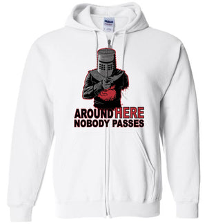 Uncle Black Knight-Gaming Hoodies-Fernando Solar Tees|Threadiverse
