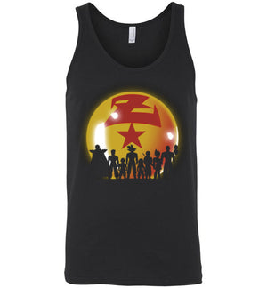Z Warriors-Anime Tank Tops-Ddjvigo|Threadiverse