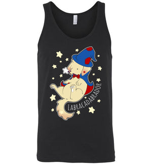 Labradacabrador-Indie Tank Tops-Chocolate Raisins Art|Threadiverse