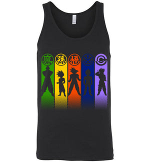 Choose Your Warrior-Anime Shirts-Buck Rogers Designs|Threadiverse