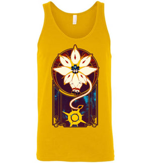 Art of the Sun-Gaming Tank Tops-Chocolate Raisins Art|Threadiverse