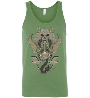 Art Of Wizardry-Pop Culture Women's Tank Tops-Chocolate Raisins Art|Threadiverse