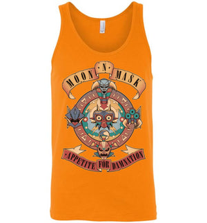 Appetite for Damnation-Gaming Tank Tops-Typhoonic|Threadiverse
