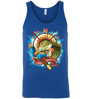 We Haveth Our Own Will-Gaming Tank Tops-Pinteezy|Threadiverse