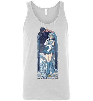 Voice Of Reason-Anime Tank Tops-Eriphy|Threadiverse
