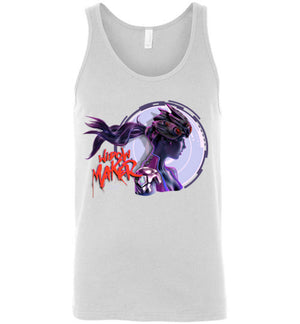 Widow Maker-Gaming Tank Tops-Barrett Biggers|Threadiverse