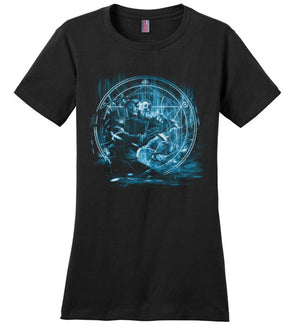 Philosophal Storm Alfonz-Anime Shirts-Kharmazero|Threadiverse