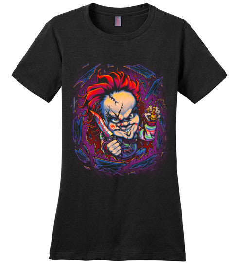 Voodoo Doll Of Death-Pop Culture Shirts-Punksthetic Designs|Threadiverse