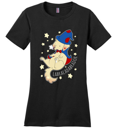 Labradacabrador-Indie Women's Perfect Weight V-Necks-Chocolate Raisins Art|Threadiverse