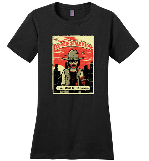 Zombie Stale Kids-Pop Culture Shirts-Stationjack|Threadiverse