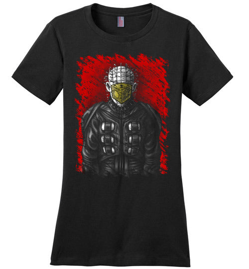 Pin Head Son Of Man-Pop Culture Shirts-Punksthetic Designs|Threadiverse