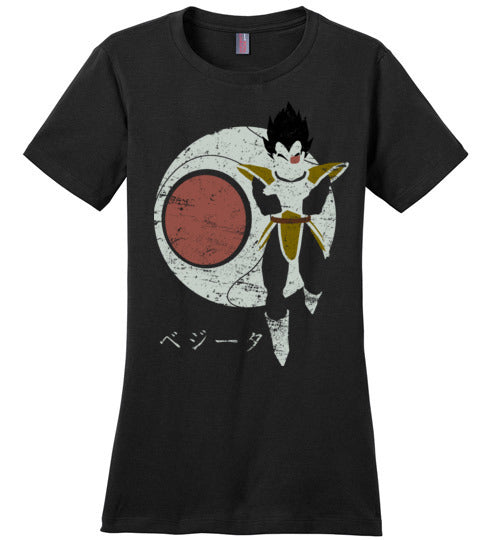 Searching for Kakarot-Anime Shirts-Ddjvigo|Threadiverse