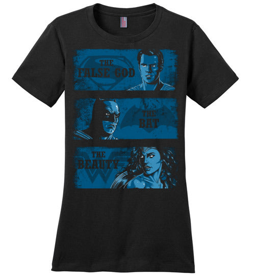 Justice Friends-Comics Shirts-Ddjvigo|Threadiverse