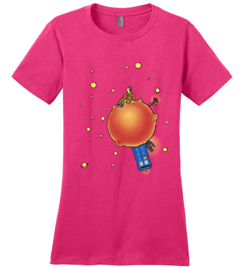 Little Who-Pop Culture Women's Perfect Weight Shirts-Eriphy|Threadiverse