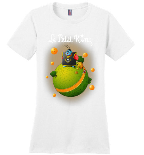 Le Petit King-Anime Women's Perfect Weight Shirts-Skullpy|Threadiverse