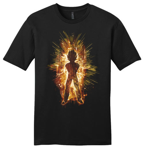 Limit Breaker Vegeta-Anime Shirts-Kharmazero|Threadiverse