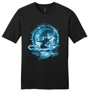 Water Storm Is Coming-Animation Shirts-Kharmazero|Threadiverse