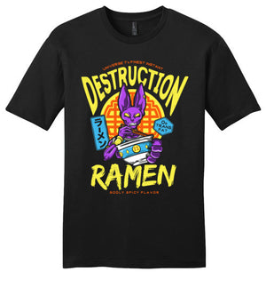 Destruction Ramen