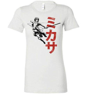 """Protect""-Anime Women's Shirts-Ddjvigo